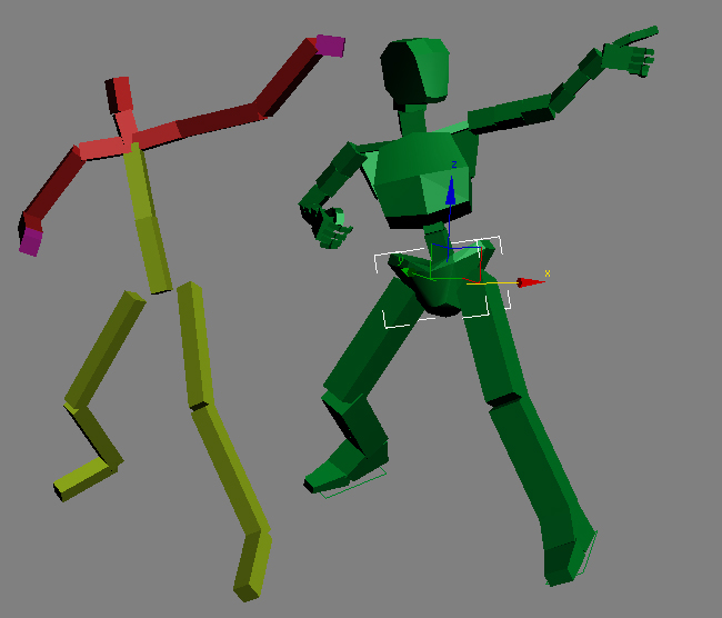Autodesk 3ds Max CAT Help: Working With Motion Capture DataWorking