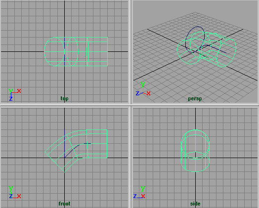 maya how to join extrude