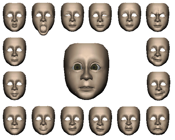 Maya User's Guide: Blend Shape deformer