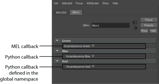 How to write custom attribute in c
