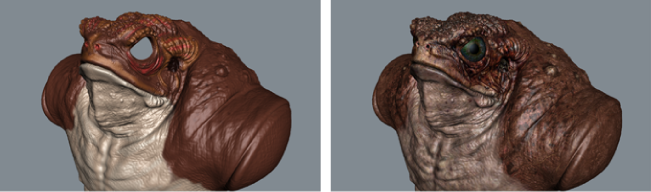 Mudbox Help Painting overview
