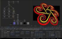 3Dシェイプ操作画面のイメージ