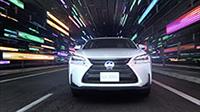 LEXUS NX Driving Movie