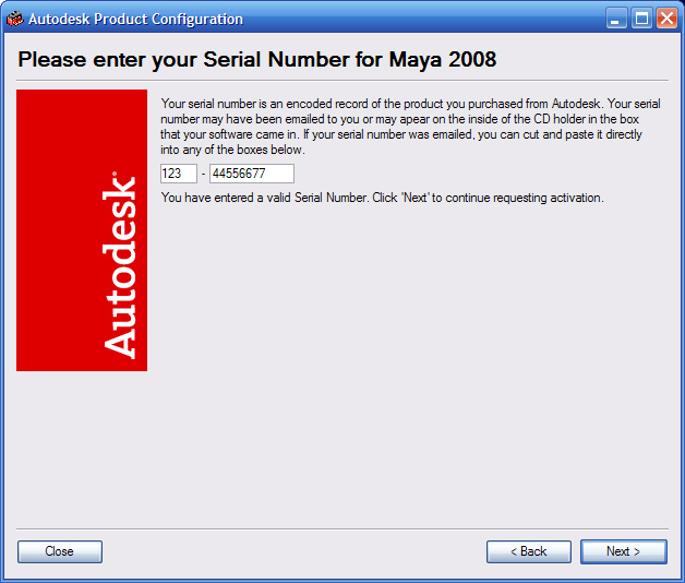 autocad 2007 crack activation code keygen
