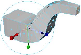how to add vertex in maya